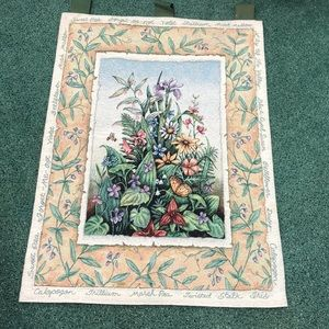 Other - Wall hanging, tapestry front .